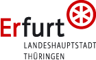 Logo City Erfurt, to Homepage